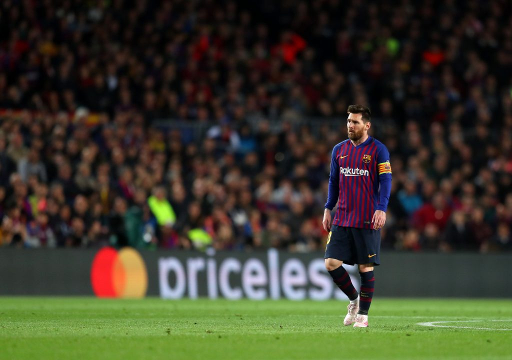 Lionel Messi is one of the richest athletes in the world
