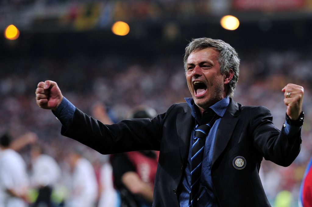 Jose Mourinho was incredibly successful at Inter Milan