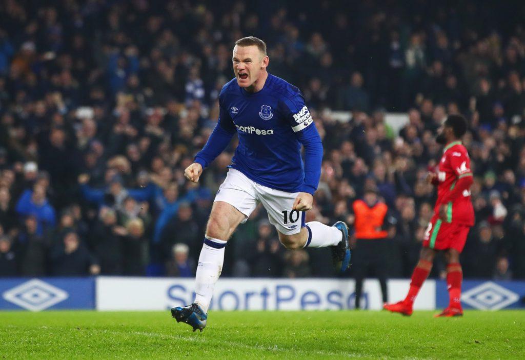 Wayne Rooney has had two stints at Everton