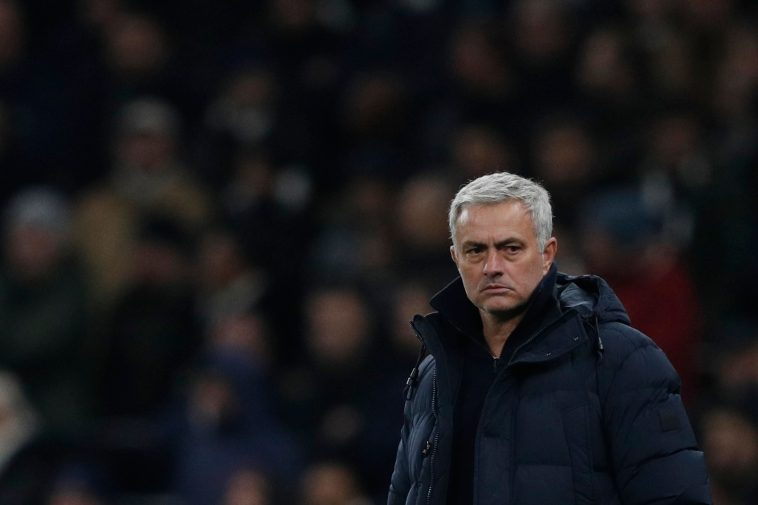 Jose Mourinho is currently the manager of Spurs