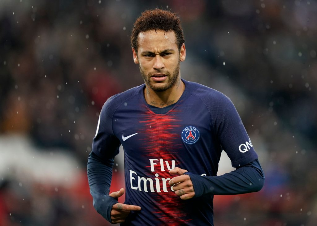 Neyman is one of the biggest stars in the football world