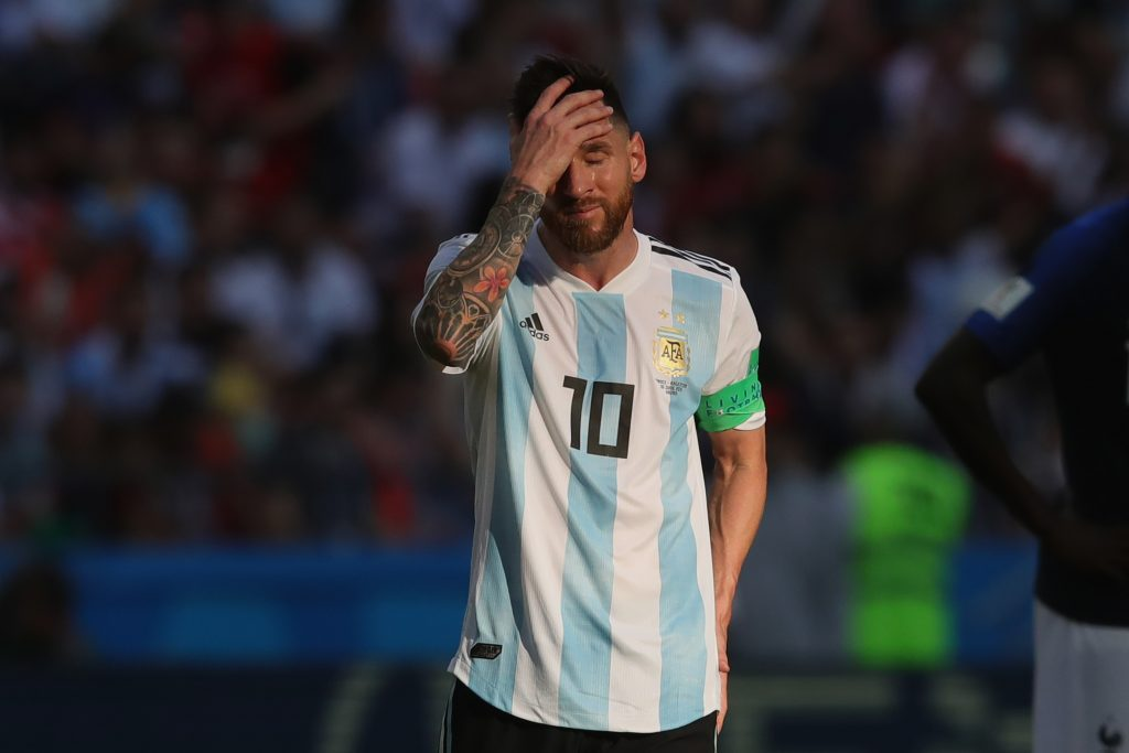 Lionel Messi has achieved everything there is to achieve but fell short in the FIFA World Cup final in 2014.
