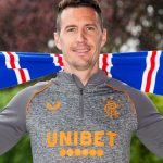 Jon McLaughlin has joined Rangers (Image credit: Rangers.co.uk)