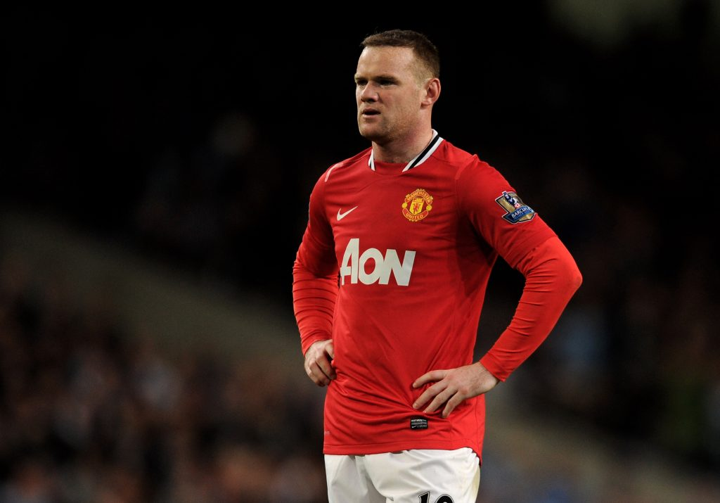 Wayne Rooney is a Manchester United legend