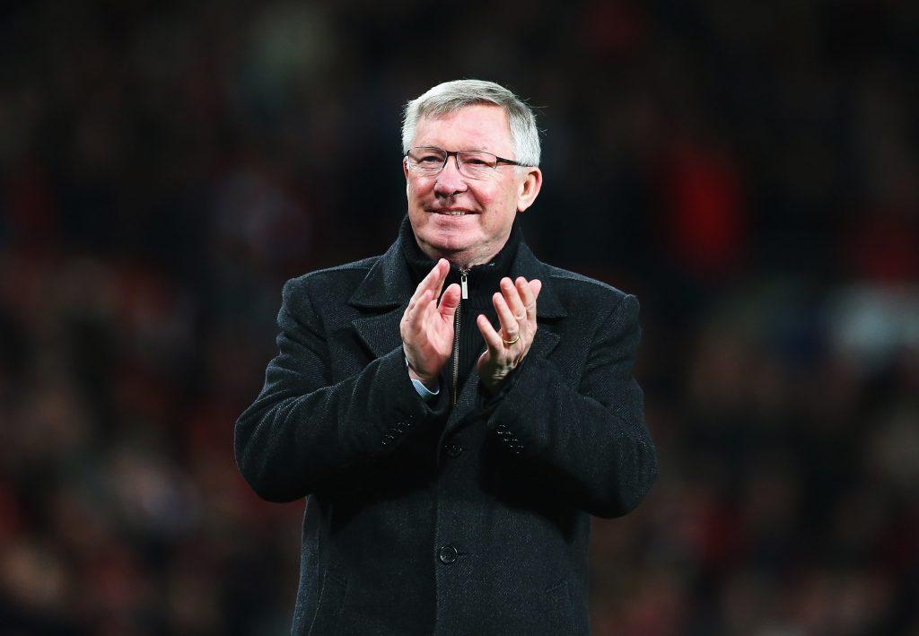 Sir Alex Ferguson is a legend in the world of football