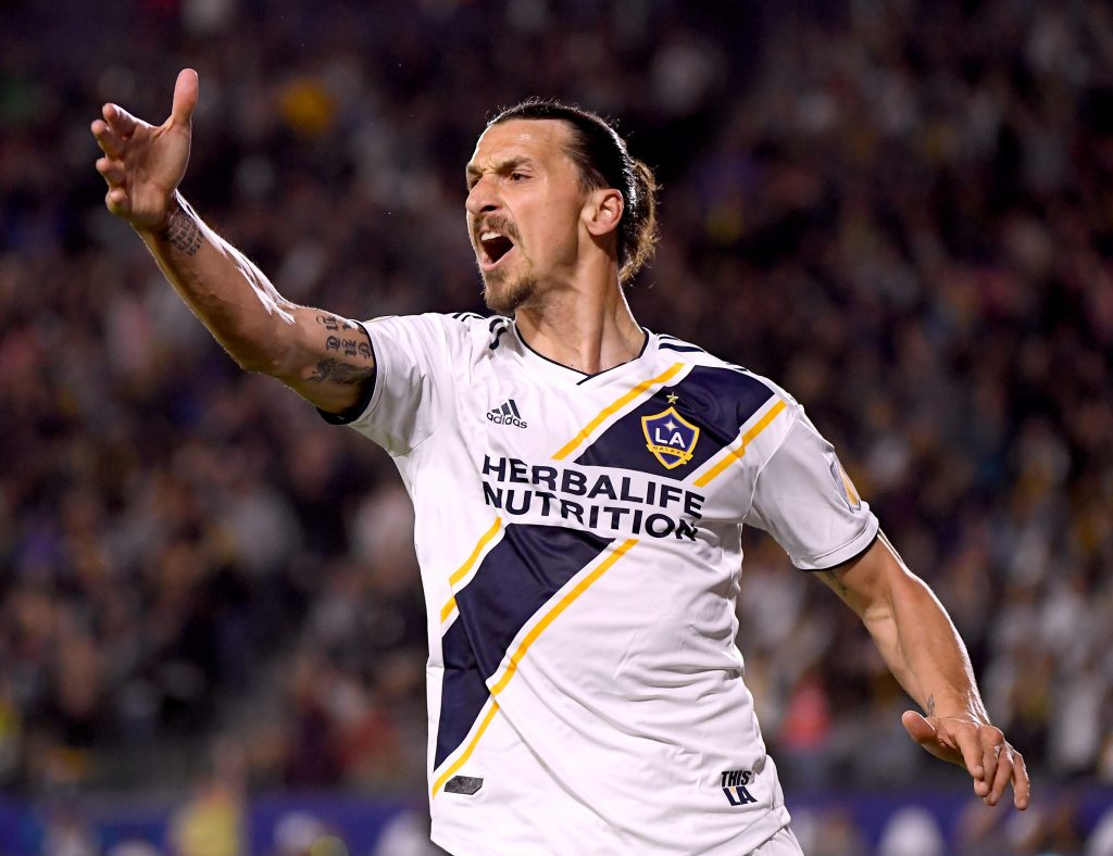 Zlatan Ibrahimovic is one of the most transfered players in the history of the game