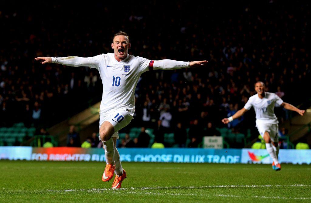 Wayne Rooney is an English legend