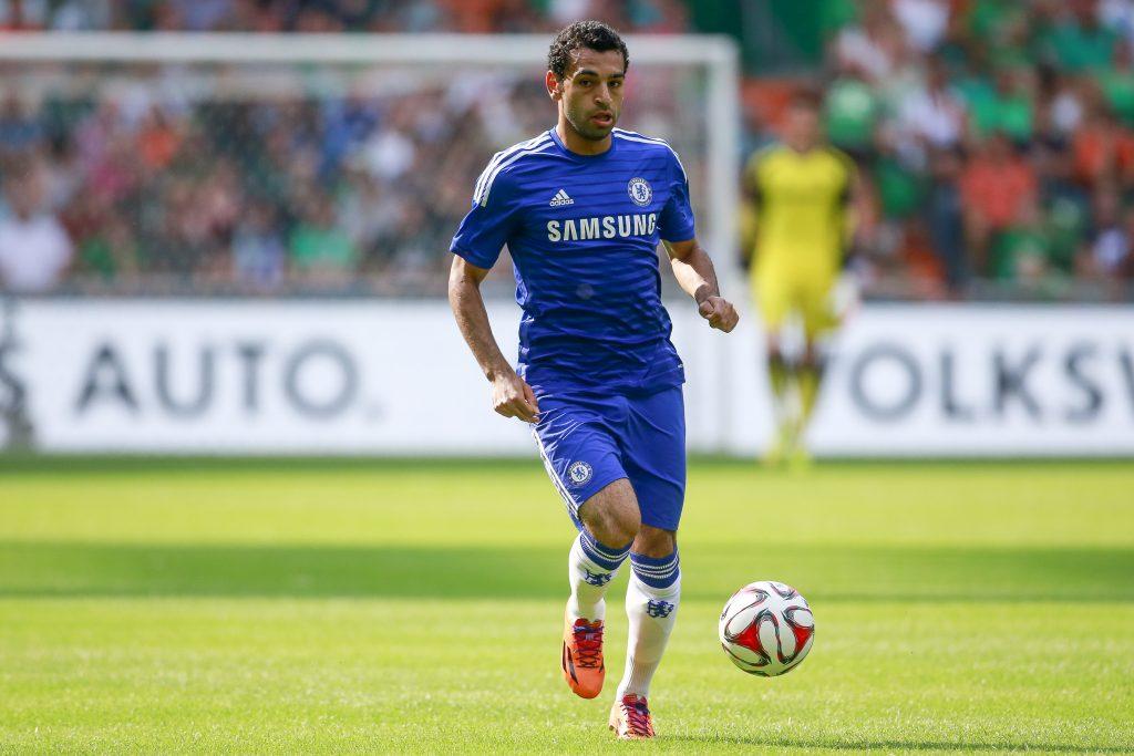 Mohamed Salah struggled at Chelsea