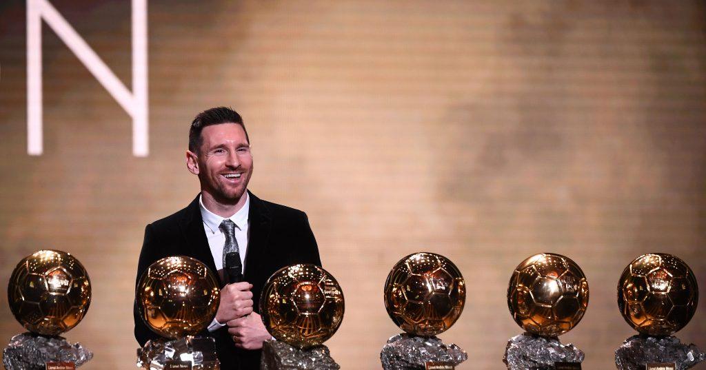 Lionel Messi has won several Ballon d'Or titles