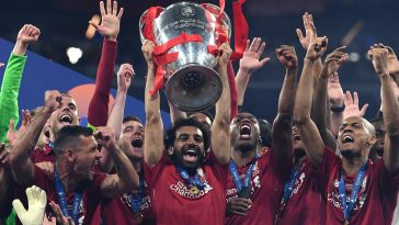 Mo Salah helped Liverpool win the Champions League in 2019