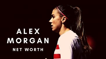 Alex Morgan has amassed a huge net worth thanks to her playing career