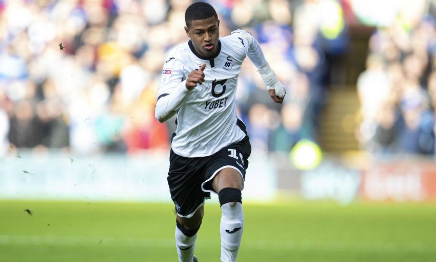 Rhian Brewster has impressed on loan at Swansea