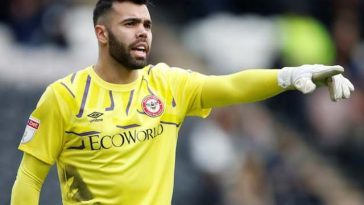Arsenal have had a bid turned down by Brentford for David Raya