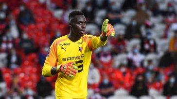 Edouard Mendy is close to completing a move to Chelsea