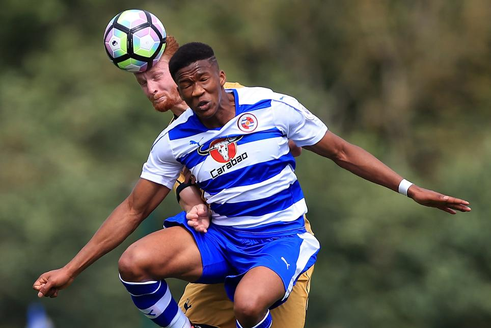 Gabriel Osho was released by Reading at the end of last season (Getty Images)