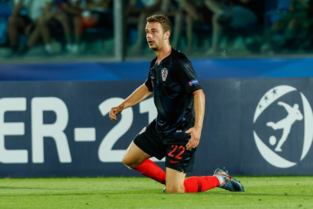 Marijan Cabraja is a target for Rangers (Getty Images)