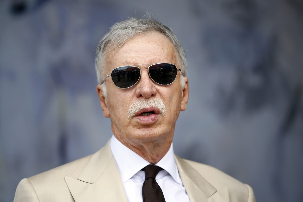 Stan Kroenke is one of the richest men in the world
