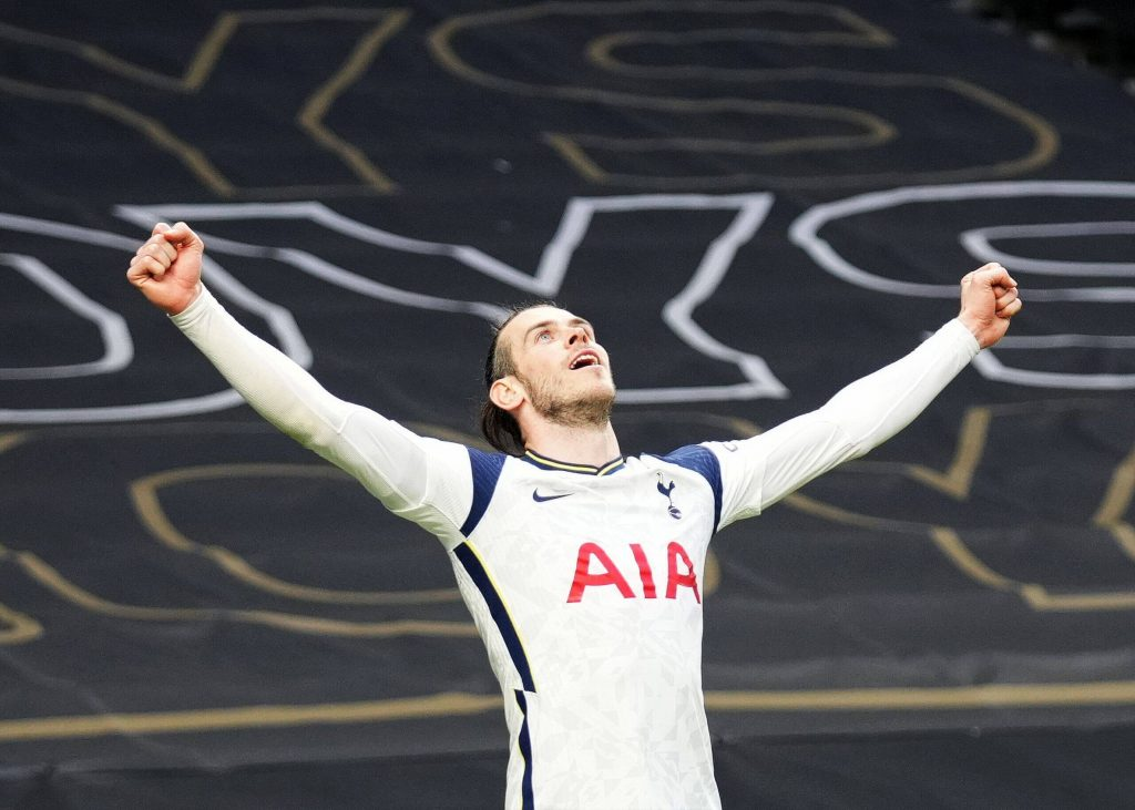 Gareth Bale has been a revelation at Tottenham Hotspur since his move from Real Madrid. (imago Images)