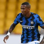 Young will be out of contract at Inter Milan at the end of the season