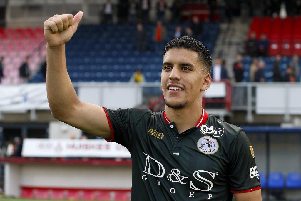 Abdou Harroui is a transfer target for Rangers