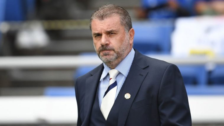 Ange Postecoglou is the new Celtic manager (GETTY Images)