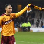 Charles Dunne was with Motherwell since 2017