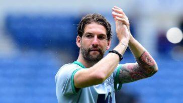 Charlie Mulgrew has been released by Blackburn Rovers