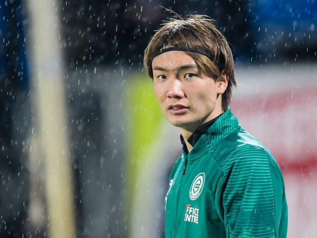 Ko Itakura has spent the last two seasons on loan at Groningen