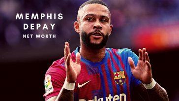 Memphis Depay Net Worth Salary Endorsements Tattoos